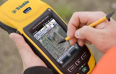GPS Mapping With ArcPad And Trimble