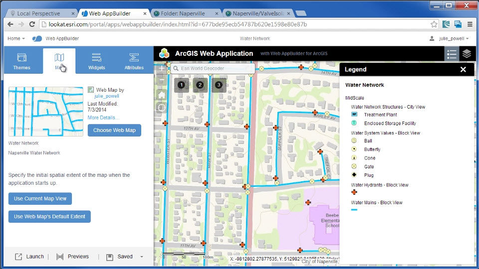 Building ArcGIS Applications With WebApp Builder