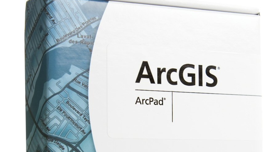GPS Mapping With ArcPad