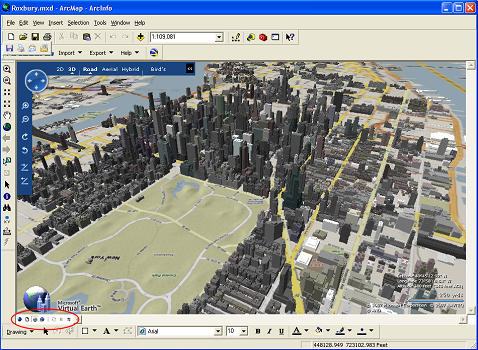 Integrating ArcGIS Desktop And Google Earth