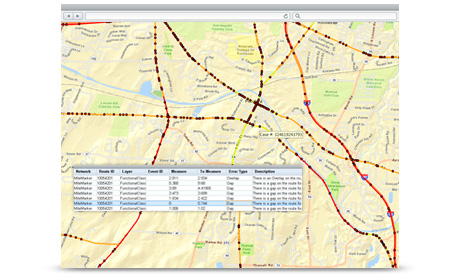 Working With Geodatabases And Linear Referencing